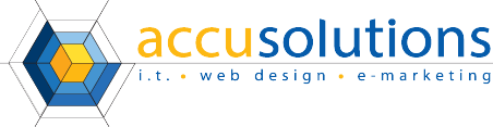 AccuSolutions Website, Web Design & Development JORDAN